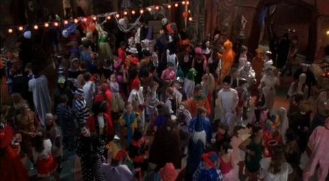 Casper Halloween Party.Halloween Party Casper Bloody Popcorn